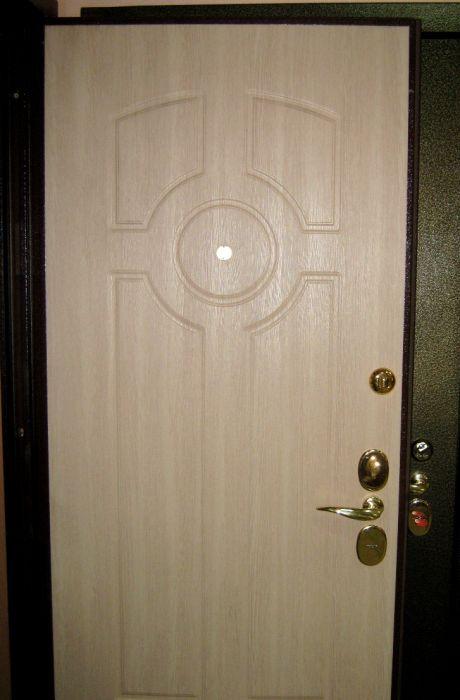 качественные металлические двери с установкой