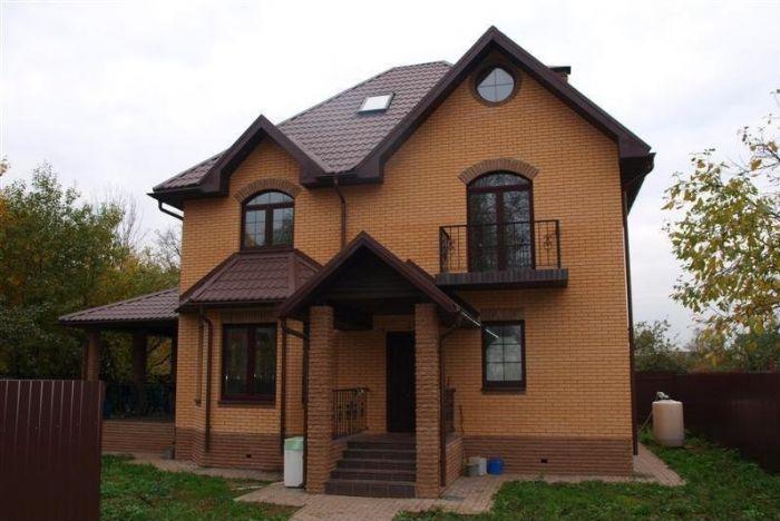 Строительство домов, коттеджей из пеноблоков и кирпича Тверь. в